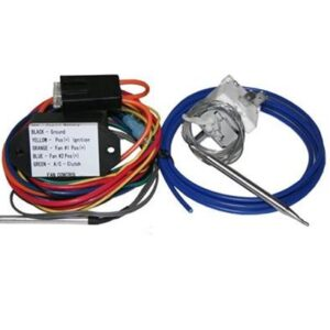 Adjustable Thermal Switch