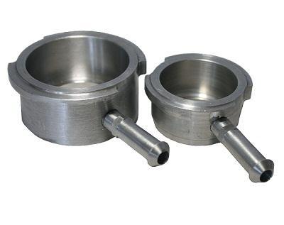 Aluminium Filler Neck Universal Coolers