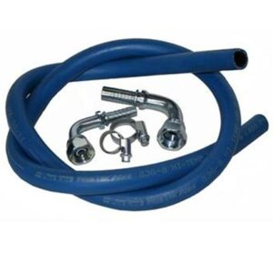 Fittings and hydraulic hose