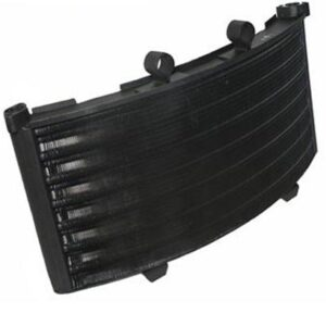 Motorbike engine oil coolers