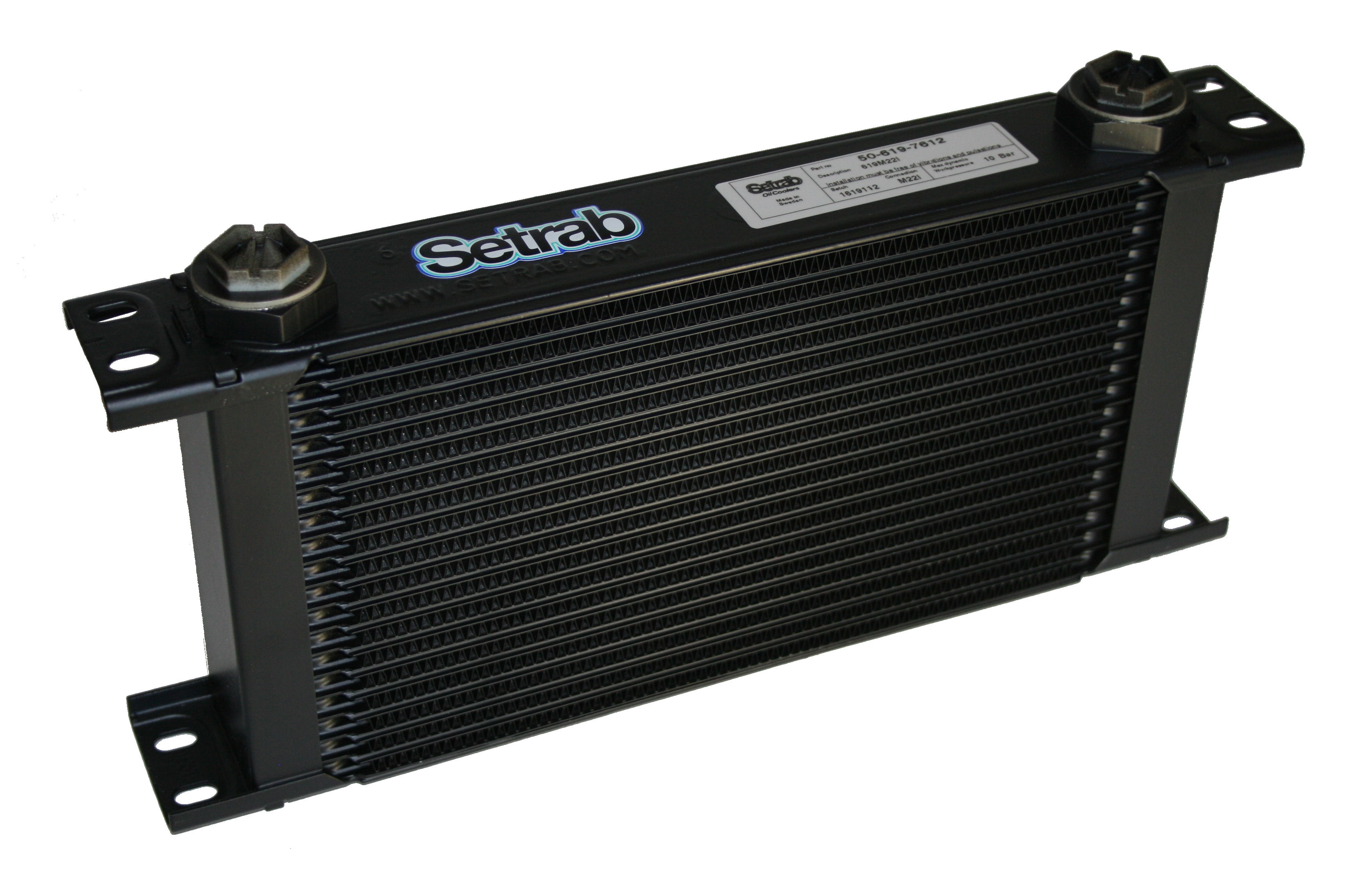 Setrab STD oil coolers