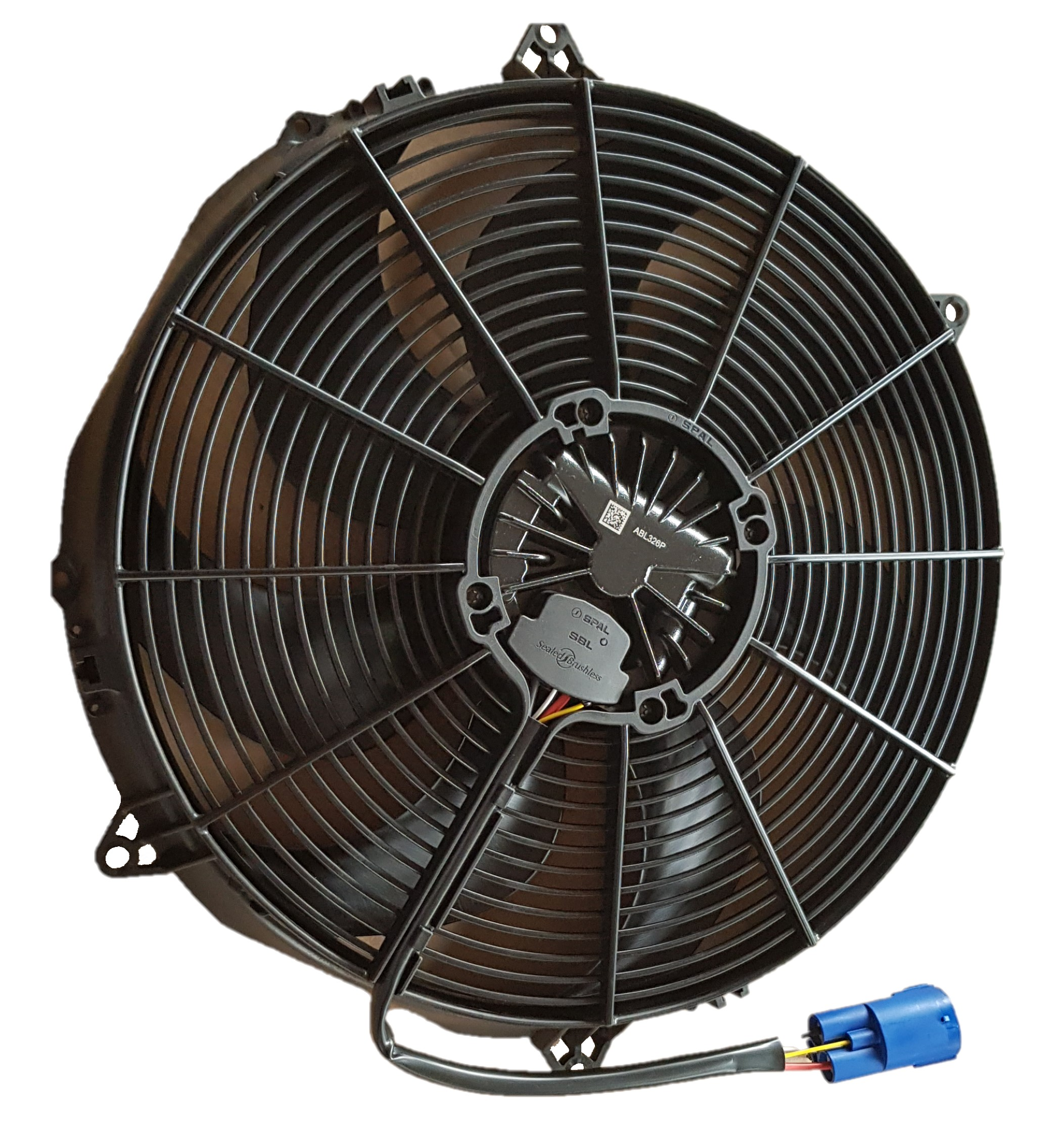 brushless fans